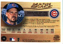 2000 Pacific Crown Collection #48 Mark Grace