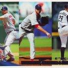 2010 Topps #73 Adam Wainwright/Chris Carpenter/Jorge De La Rosa