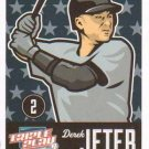 2012 Panini Triple Play #57 Derek Jeter