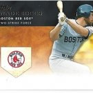 2012 Topps Golden Moments #GM38 Wade Boggs