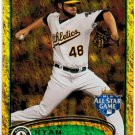 2012 Topps Update Gold Sparkle #US279 Ryan Cook