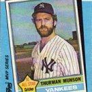 1982 K-Mart #29 Thurman Munson 76AL