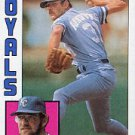 1984 Topps 417 Mike Armstrong