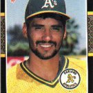 1987 Donruss #221 Steve Ontiveros