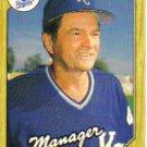 1987 Topps Traded #36T Billy Gardner MG