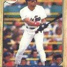 1987 Topps Traded #99T Gary Redus