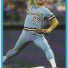 1990 Fleer 316 Chris Bosio