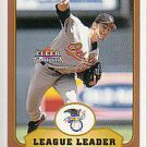2001 Fleer Tradition #409 Mike Mussina LL