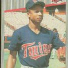 1989 Fleer 126 Fred Toliver