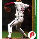1989 Upper Deck 741 Jeff Parrett