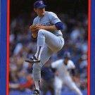 1990 Starline Long John Silver #13 Nolan Ryan
