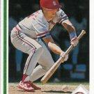 1991 Upper Deck 91 Tom Pagnozzi