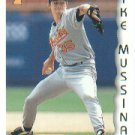1996 Score #197 Mike Mussina RR