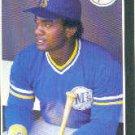 1989 Donruss 212 Mickey Brantley UER