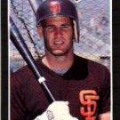 1989 Donruss 323 Shawn Abner