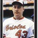 1989 Donruss 635 Curt Schilling DP RC