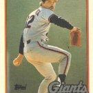 1989 Topps 372 Craig Lefferts
