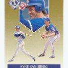 1991 Ultra Gold #10 Ryne Sandberg