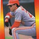 1992 Triple Play 30 Hal Morris