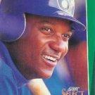 1993 Select #168 Darryl Hamilton