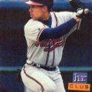 1994 Stadium Club #263 David Justice HR