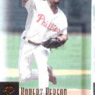 2001 Upper Deck #232 Robert Person