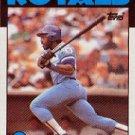 1986 Topps 332 Darryl Motley