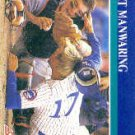 1991 Score 101 Kirt Manwaring