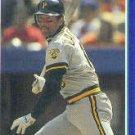 1991 Score 16 Wally Backman