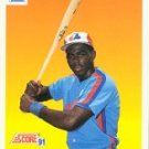 1991 Score 390 R.White FDP RC