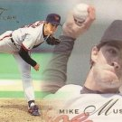 1993 Flair #154 Mike Mussina