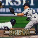 1997 New Pinnacle #99 Paul Sorrento