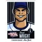 2012 Triple Play #52 David Wright