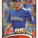 2012 Topps Update #US118 David Freese
