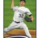 2012 Topps Update #US210 Tyler Chatwood