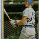1982 Topps #435 Robin Yount