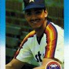 1987 Fleer Update Glossy #47 Chuck Jackson