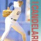 1992 Fleer 449 John Candelaria