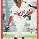 1994 Score Rookie/Traded #RT50 Alex Cole