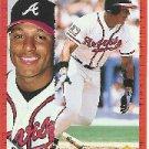 1994 Score Rookie/Traded #RT90 Tony Tarasco