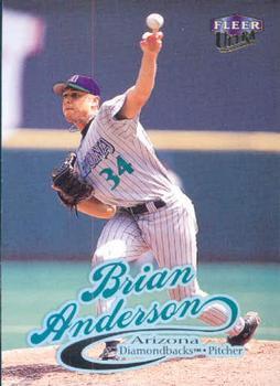 1999 Ultra #79 Brian Anderson