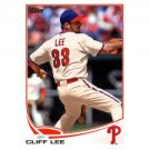 2013 Topps #33 Cliff Lee