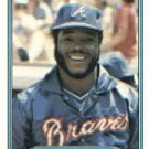 1982 Fleer 431 Larry Bradford