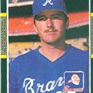 1987 Donruss #314 Jeff Dedmon