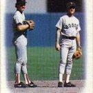 1988 Topps 21 Wade Boggs/Spike Owen TL