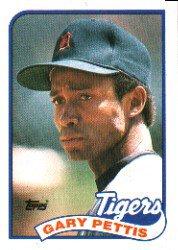 1989 Topps 146 Gary Pettis