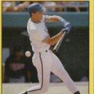 1991 Fleer 565 Bill Pecota