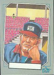 1992 Confex The Baseball Enquirer #55 Buck Rodgers