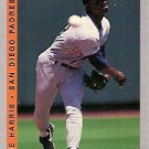 1993 Fleer Final Edition #141 Gene Harris