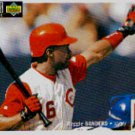 1994 Collector's Choice #252 Reggie Sanders